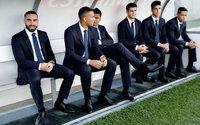 Hugo Boss habille le Real Madrid
