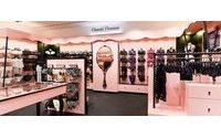 Chantal Thomass: prima boutique in Italia presso La Rinascente