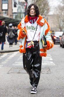 Street Fashion London N294