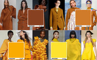 Trend Council : Key Fashion Color report - Fall/Winter 2022