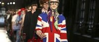 Gucci takes fashionistas to Westminster Abbey for catwalk show
