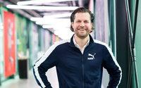 Puma ernennt neuen Geschäftsführer für die Region Europa und EEMEA