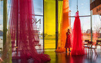Molly Goddard launches interactive exhibition in London