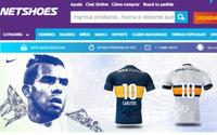 Netshoes: ¿qué jugadores de fútbol venden más en Argentina?