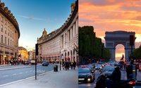 Destinations shopping européennes : Londres arrive en tête, suivi de Paris