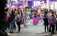 12.000 Besucher und Launch der dm-exklusiven Kooperationsmarke MOY von Stefanie Giesinger auf der GLOW by dm
