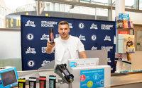 Lukas Podolski und DM-Drogerie Markt launchen Pflegeprodukte
