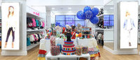Primeira Gap Kids é inaugurada no Brasil