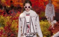 Italy's Moncler Q1 revenue up 16 pct, lifted by sales in Europe