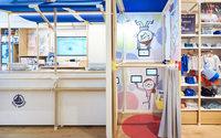 Petit Bateau et l'institut En récompensés pour le design de leurs boutiques à Paris