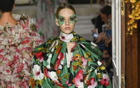 Haute Couture and the reacquaintance of  nature