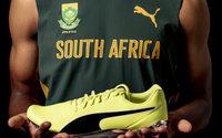 Puma nimmt südafrikanischen Leichtathletikverband unter Vertrag