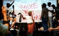 Barcelona's Senegalese street vendors present own clothing line