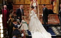 Peter Pilotto gets publicity boost as Princess Eugenie marries