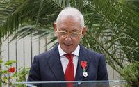El presidente de Mango recibe la distinción más importante de Francia