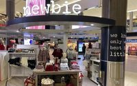 Newbie opens Gatwick Airport store