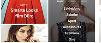 Zalando mit überarbeiteter Shopping-App