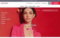 Monoprix : un nouveau portail mode pensé pour rayonner à l'international