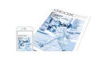 Geox lancia il suo magazine trimestrale