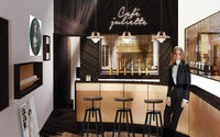 Café Juliette, la première boutique de la maison de parfums Juliette Has a Gun