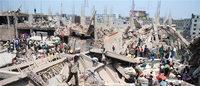 Rana Plaza: Benetton gibt eine Million Euro für Opfer