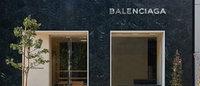 バレンシアガ 国内初の路面店を青山みゆき通りにオープン