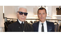 PVH acquires stake in Karl Lagerfeld