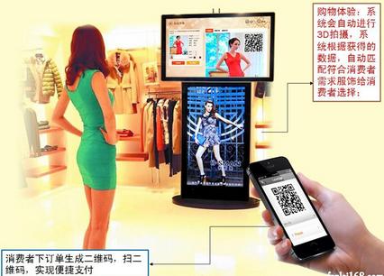 噱头大于实效 服装业O2O幻象:营销仍是第一诉求