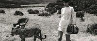 ルイ・ヴィトン新広告は南アフリカが舞台 エディ・キャンベルを起用