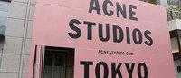 北欧発アクネ日本展開拡大 1号店Acne Studios Aoyama 12月14日オープン決定