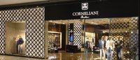Corneliani: due nuove aperture in Cina
