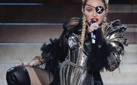 Madonna channels Joan of Arc at Eurovision, designer Gaultier says