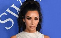 Does Kim Kardashian have her sights set on skincare?