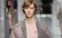Mailand: Fendi zeigt die etwas andere 'Arbeitskleidung'