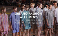 En janvier, la Fashion Week de Milan accueillera celle de Londres