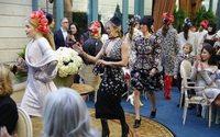 Показ Художественных ремесел Chanel прошел в парижском отеле Ritz