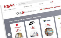 Rakuten France étend son Club à 130 marques partenaires