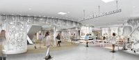 松坂屋名古屋店の第3期改装計画発表 シューズとバッグが地下鉄駅直結の同フロアに