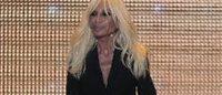 """Donatella Versace: """"Le parole di Armani rudi e senza gusto"""""""