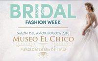 Bogotá Bridal Fashion Week llega a su segunda edición