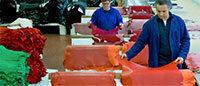 Arbeitsbedingungen in der Textilindustrie stehen weiter in der Kritik