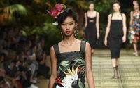 """Dolce & Gabbana llevan el estampado animal al extremo con su """"jungla"""""""