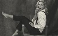 Joop shootet Lena Gercke in Menswear-Kollektion