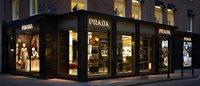 Prada opens store in Amsterdam