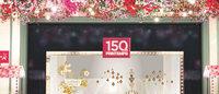Le Printemps célèbre 150 ans de parfum