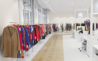 Marc Cain opens first permanent Paris showroom