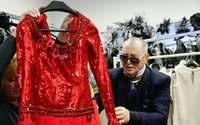 'Soviet Dior' vows to keep Russian fashion colourful