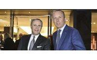 Ermenegildo Zegna und Maserati präsentieren Capsule Collection