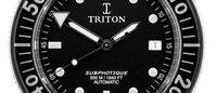 Triton, renaissance d'une marque horlogère
