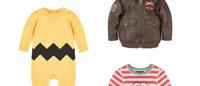 GAPとピーナッツがコラボ発表 スヌーピーやチャーリー・ブラウンが子供服に